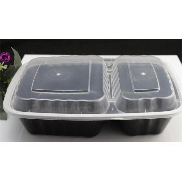 Wiederverwendbarer klarer PlastikPlastiknahrungsmittelbehälter / Mikrowellen-Nahrungsmittelbehälter / luftdichtes Nahrungsmittelcontainer