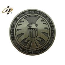 Alibaba china design personalizado feito em metal lembrança alemão wwii crachá