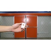 Porta deslizante Automatci usada para câmaras frigoríficas