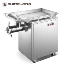 Professionnel mini-hachoir industriel commercial électrique en acier inoxydable