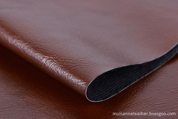 High-quality PU Leather for Lugguageleather for luggage and boots
