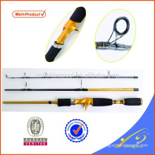 TVR010-1 canne à pêche en carbone SRF travel rod voyage surf rod