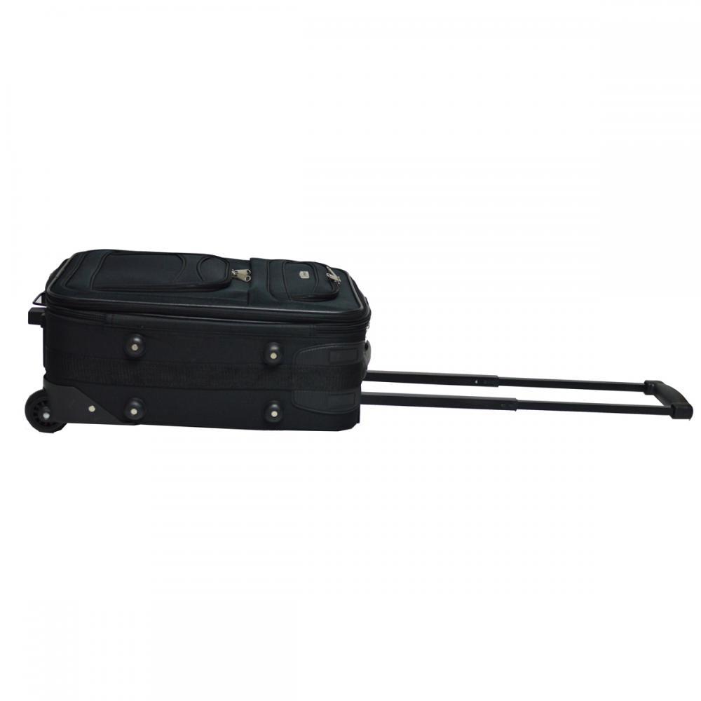 2 Wheels Trolley Luggage