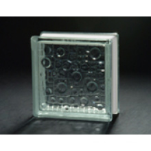 190*190*80mm Rain Glass Block with AS/NZS 2208