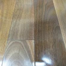 Australiano sólido manchado pisos de madera de goma
