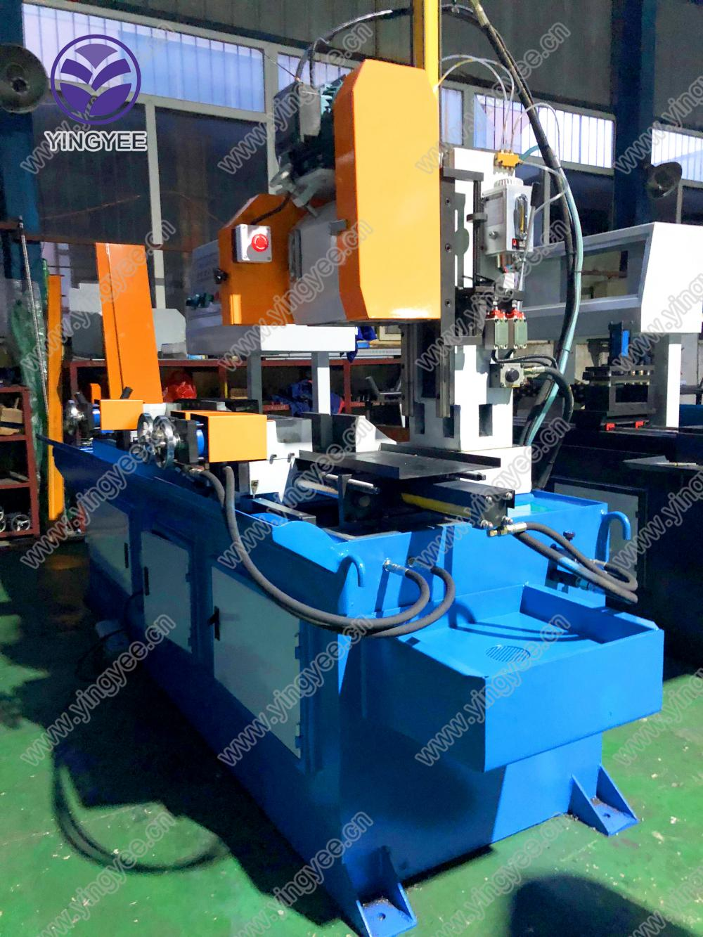 Auto Metal Pipe Cutting Machine From Yingyee004
