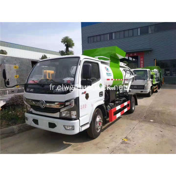 Dongfeng Euro 6 Cuisine camion à ordures