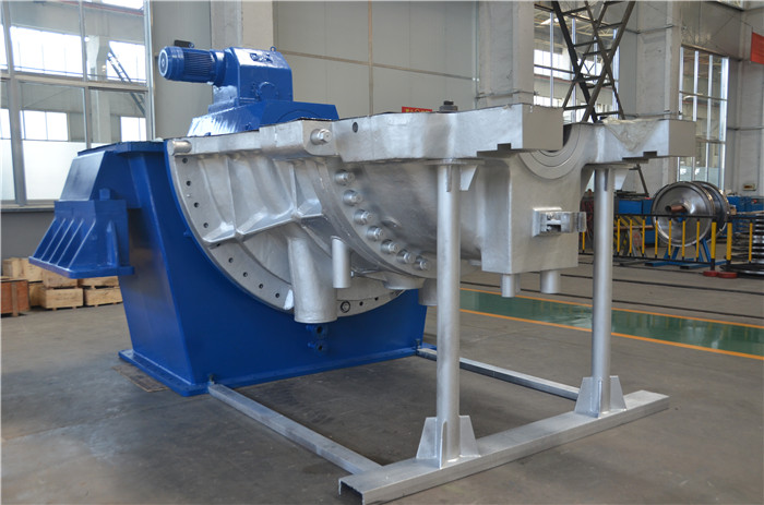 Steam Turbine Power Machine