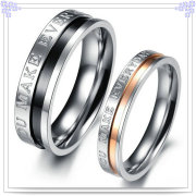 Fashion Jewellery Accessories Jewelry Stainless Steel Ring (HR3597)
