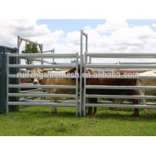 Panneaux de bétail à vendre / Fermoir de bétail galvanisé pour bovins d'élevage
