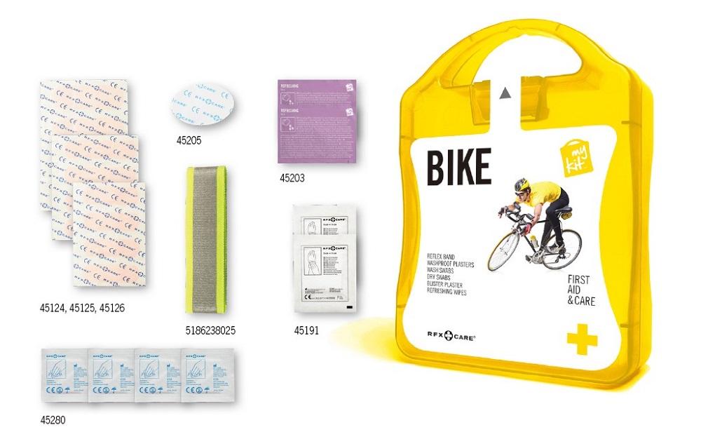 First Aid Bike Kits