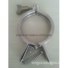 New Type China S. S Tri-Clamp with Spring