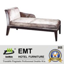 Chaise Longue Fashion Möbel Queen Sleeper Königlicher Stuhl (EMT-LC03)