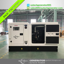 single or three phase 20kw Parkins diesel generator with engine 1103A-3G made in UK