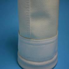 Glass fiber needled felt dust bag