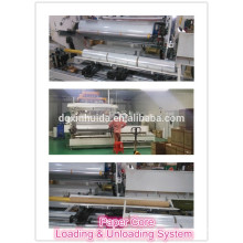 Линия для производства стрейч-пленки с ручным управлением; Известная марка машины для производства полимерных пленок