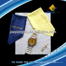 microfiber glass polishing cloth with printing