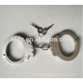 High quality and light weight Titanium alloy double locking handcuff