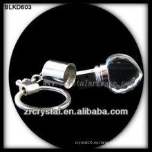 corazón forma cristal USB unidades flash BLKD603