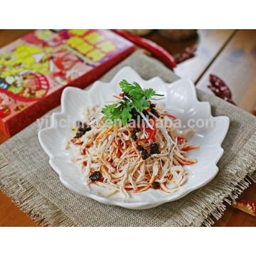 220g LAOPAI Sichuan flavour hotpot seasoning make salad in summer