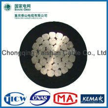 Professional Factory Supply!! High Purity quadplex overhead cable