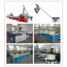 Hot sale!!! wood plastic profile machine