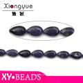 Larme noir Gemstone bijoux perles en gros