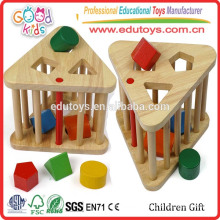 2016 Nature Color Intelligence Shape Learning Box Children Gift