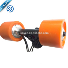 70mm Skatebaord Motor Wheel Double Drive For Longboard