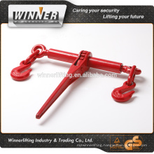 Drop forged steel link load binder