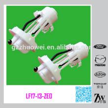 Mazda Gasoline Fuel Fuel Filter Assembly LF17-13-ZE0 pour modèles M6 anciens