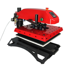 Swing de máquina de la prensa de calor LED para T Shirt/telas/ropa