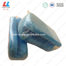 Blue special cleaning soft sponge