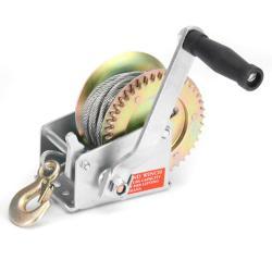Hand Winch Crank Strap Gear Winch