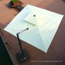 promotional big sun umbrella garden swing poolside umbrella