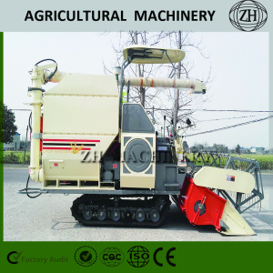 COMBINE HARVESTER SUITABLE FOR RICE, WHEAT, RAPESEED
