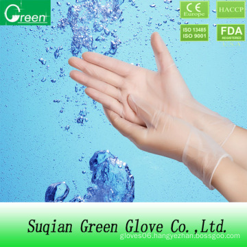 Cheap Clear Examination Industrial Gloves