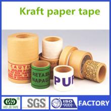Kraft Paer Tape Manufacturer Made in China