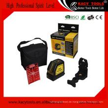 Selbstnivellierende Cross Line Laser Level Kits Rotationslaser