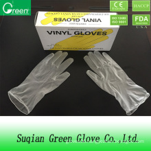 Cheap Glove Factory/Clear Disposable Vinyl Gloves