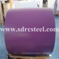 PPGI Farbe beschichtetes Stahlblech / Spule