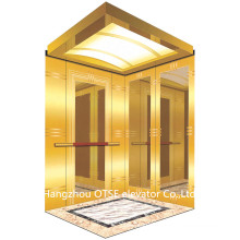 630kg MRL passenger lift from elevator manufacturer