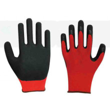 13G Nylon Latex Foam Glove