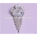 New style crystal garment pin accessory