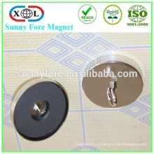 D63mm никель магнитные потолок крюк