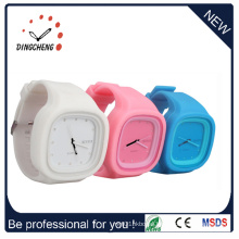 OEM Custom Made Silicone Watch Mirror Watches (DC-1307)