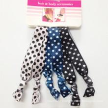 2014 Fashion Printed Elastic Hair Tie (HEAD-240)