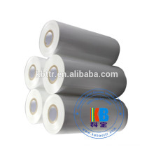 Large wide white wax resin color thermal transfer ribbon for zebra barcode printer