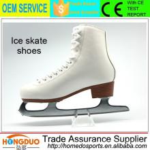 Patinaje artístico zapatos de patinaje sobre hielo, figura de hielo zapatos patinaje sobre hielo