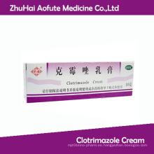 Clotrimazole Cream OTC Ungüento